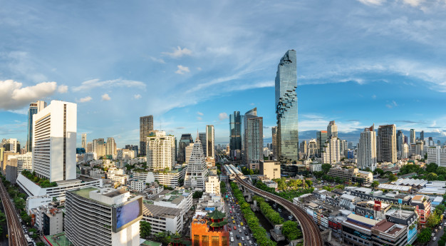 moving from the UK to Bangkok